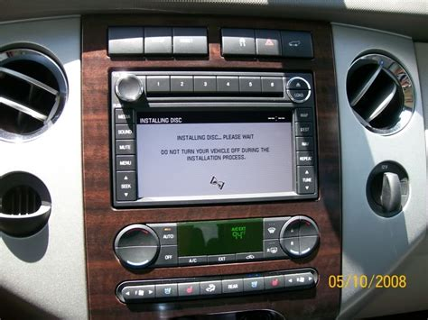 vehicle repair manual 2011 ford expedition navigation system how to install an oem navigation unit in 07 expedition