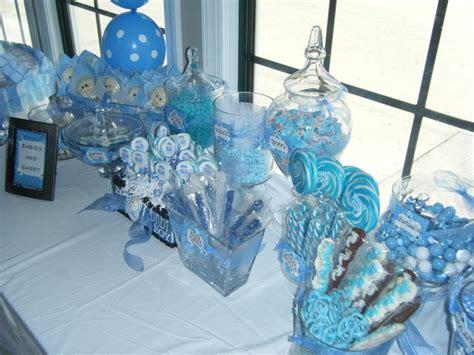 Baby Shower Buffet Table by Buffet Boy Blue Baby Shower Buffet Blue Boy