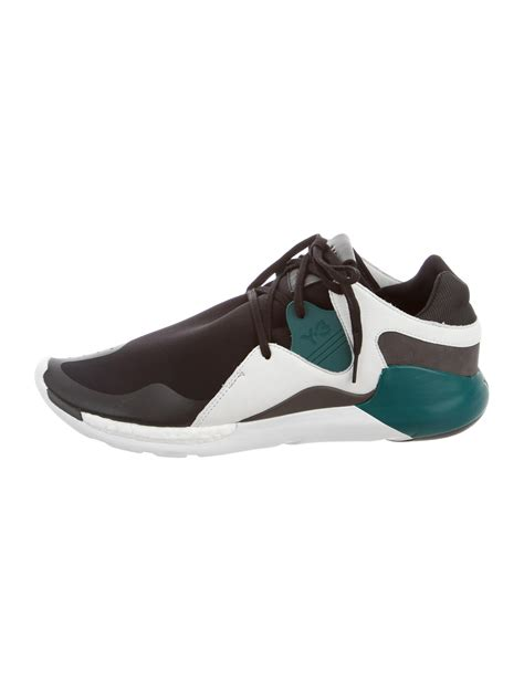 y 3 x adidas qr run sneakers shoes wy3ad20499 the realreal