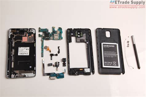 Tools Of The Trade For Samsung Galaxy Note 1 N7000 how to reassemble the samsung galaxy note 3