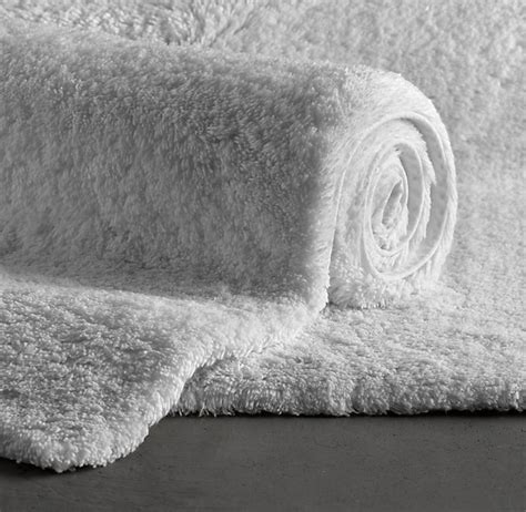 Restoration Hardware Bath Rugs Restoration Hardware Plush Pile Bath Rug Random Home