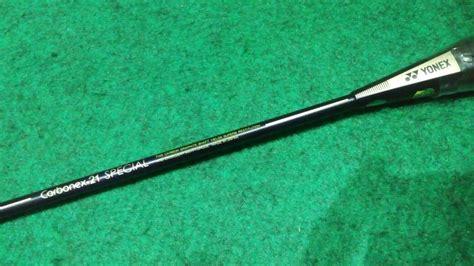 Raket Yonex Carbonex 10 jual raket badminton yonex carbonex 21 special original