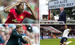 sir alex ferguson chions inner toughness of adrian durham column wilfried zaha could not been