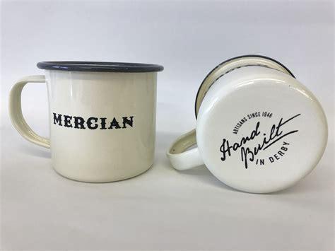 enamel cing mugs uk mercian enamel mugs mercian