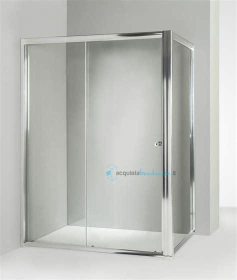 piatto doccia 70x160 box doccia angolare anta fissa porta scorrevole 70x160 cm