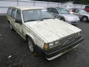 1987 volvo 740 gle for sale in wa arlington lot 29240992