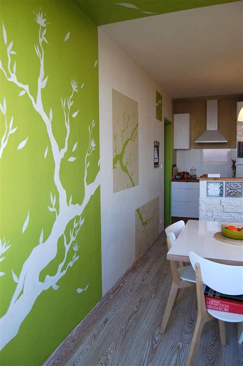 Dessin Peinture Mur by Peinture Sur Mur Dessin Ides