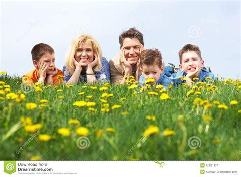 Happy Family Stock Image Image Of Portrait Relationship 12391937 Genealogy Stock Photos Royalty Free