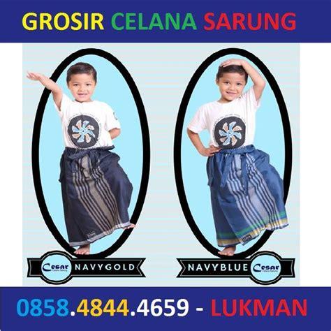 Sarung Celana Wadimor Grosir produsen distributor agen grosir celana sarung praktis