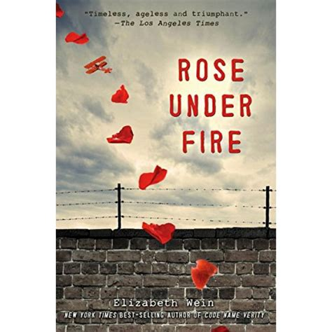 themes in rose under fire rose under fire a mighty girl