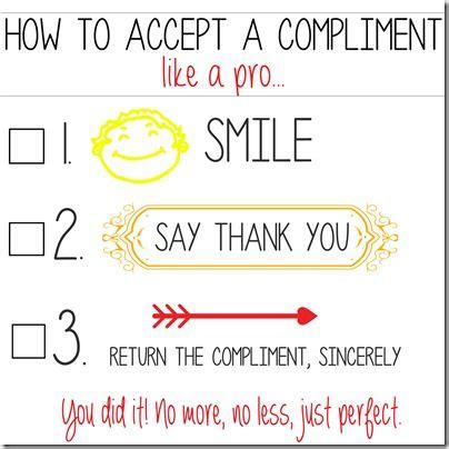 compliments to the new year quotes how to accept a compliment and how not to complimenting