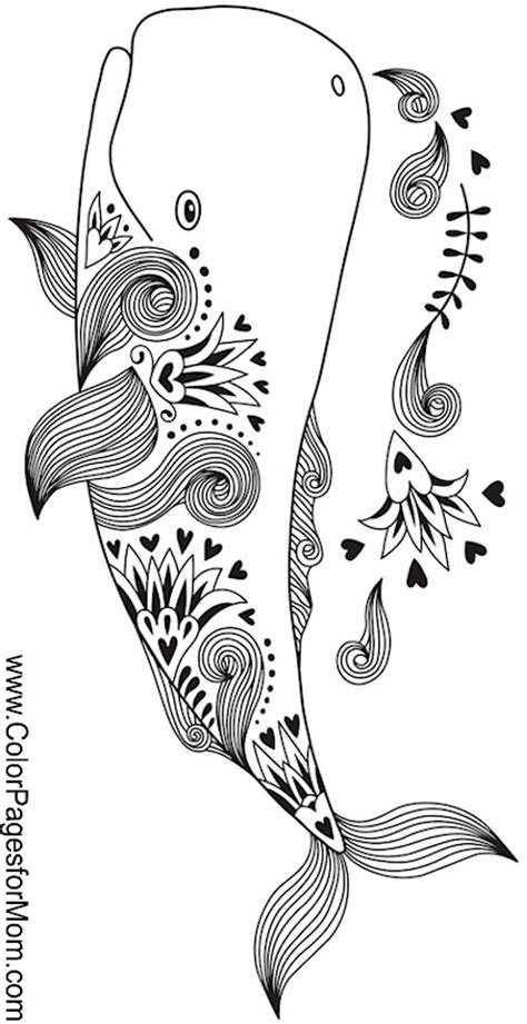 coloring book for watercolor seascape coloring page 46