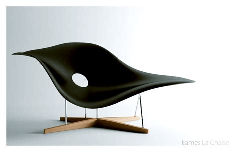 la chaise eames la chaise by apixx on deviantart