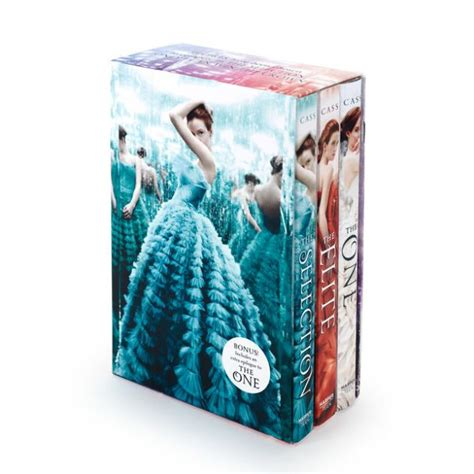 Maximum Ride Boxed Set 1 the selection series box set the selection the elite