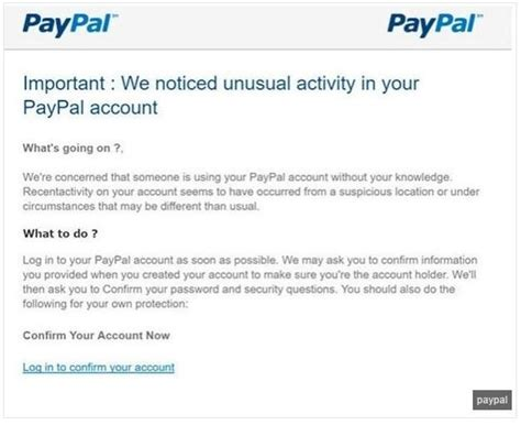 amazon paypal top story delete these paypal and amazon emails