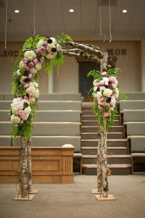 Wooden Wedding Arbor For Sale by 36 Wood Wedding Arches Arbors And Altars Weddingomania