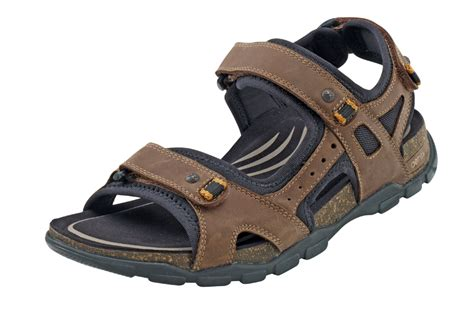 orthotic sandals mens aetrex largo2 orthotic sandals ebay