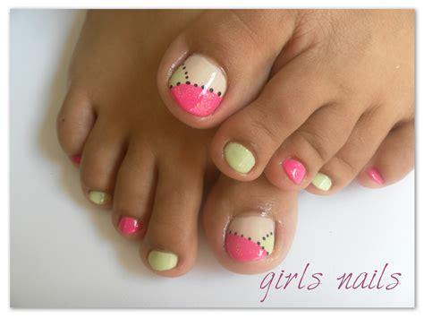 fotos uñas pintadas de pies imagen de u 241 as pintadas de los pies imagui