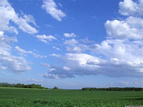 gambar wallpaper biru langit catatan anak desa penjelasan fisis tentang warna langit
