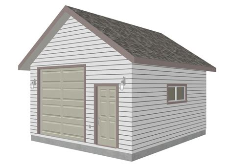 20 x 24 garage plans 16x24 cabin loft gambrel studio design gallery best design