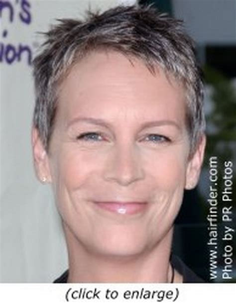pictures of current jamie lee curtis haircuts hairstyles jamie lee curtis