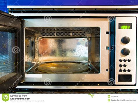 Dirty Microwave Oven Stock Photos - Image: 22578903 Hot Dog Clipart Black And White
