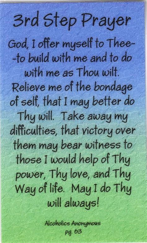 Say A Prayer For Tammy by Third Step Prayer 3rd Step Prayer Artists That Inspire