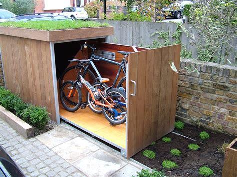bike garage     idea   mh