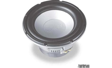 infinity 10 sub infinity kappa 10 1 10 quot 4 ohm subwoofer at