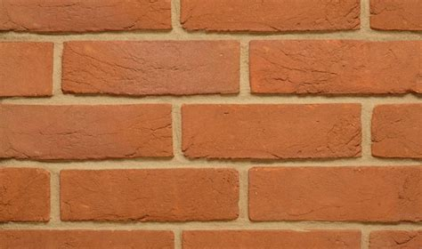 Handmade Bricks Uk - new heritage soft orange handmade brick imperial