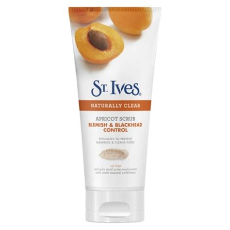 St Ives Apricot Scrub 3 of my favorite hair and skin products lollipuff