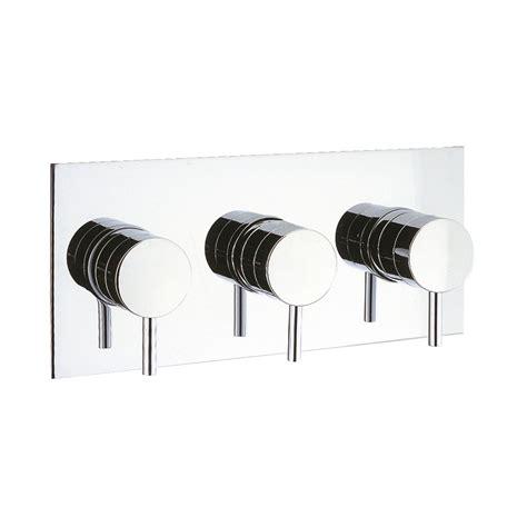 3 Way Diverter Valve Shower by Lever Thermostatic Shower Valve With 3 Way Diverter In Diverter Valves Luxury Bathrooms Uk