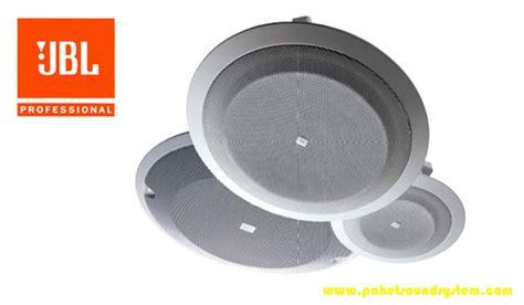 Speaker Aktif Jdl Terbaru ceiling speaker jbl 8138 paket sound system profesional indonesia