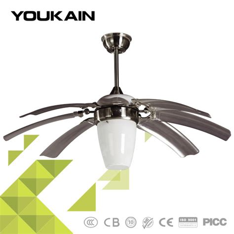 decorative flying ceiling fan lighting 42 yj003a china