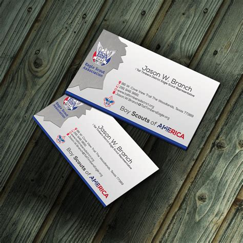boy scout business card template boy scout business cards choice image business card template