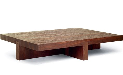 low coffee table lowtide coffee table hivemodern com