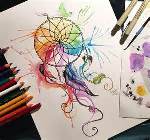 color wheel drawings 31 color wheel dreamcatcher by lucky978 on deviantart