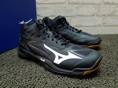 Sepatu Bola Voli Mizuno sepatu voli mizuno wave mirage 2 mid x1ga 176099 3