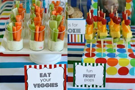 kids party food ideas ellie kelly blog