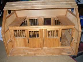 breyer barn large breyer wooden barn ebay