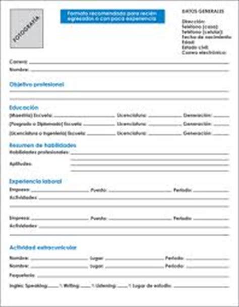 Plantilla De Curriculum Para Recien Egresados Tips Para Buscar Trabajo O Empleo Curriculum Encontrar Trabajo O Empleo Formato De Curriculum