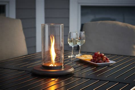 product release intrigue table top fire feature