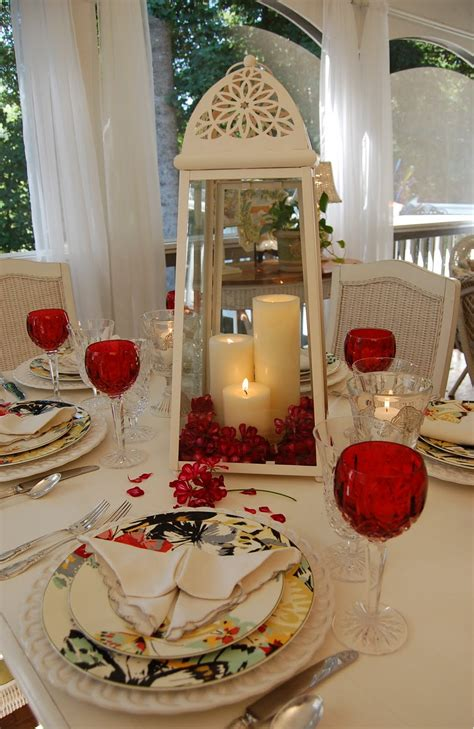 romantic table settings romantic candlelight table setting
