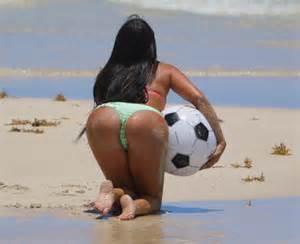 Tiny House Planning Photos Model Claudia Romani Has A Ball On The Beach