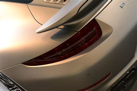 Tinted Lights by Porsche 911 Tinted Rear Lights Reforma Uk