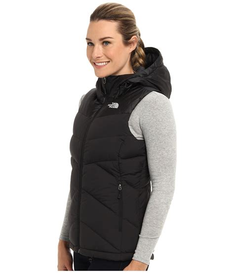 Hooded Vest the kailash hooded vest in black lyst