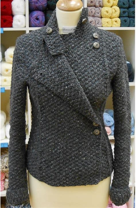 knitting jacket jacket knitting pattern