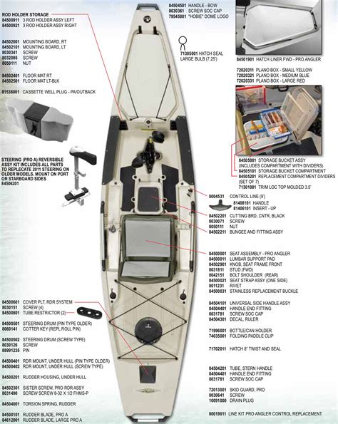 backyard pro troline pro angler 12 14 parts pre 2013
