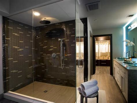 master bathroom shower ideas bathroom shower designs hgtv