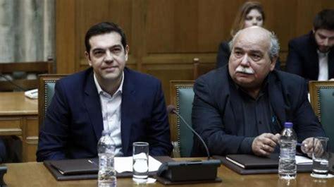 grecia elezioni a settembre prevede il ministro degli